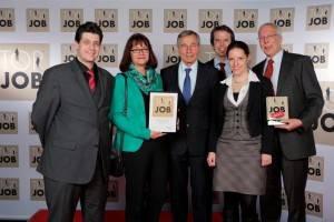 tel-inform Pressefoto TopJob Award