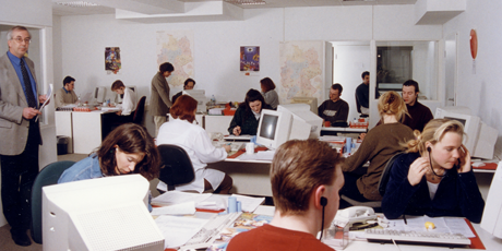 Familienunternehmen 1991
