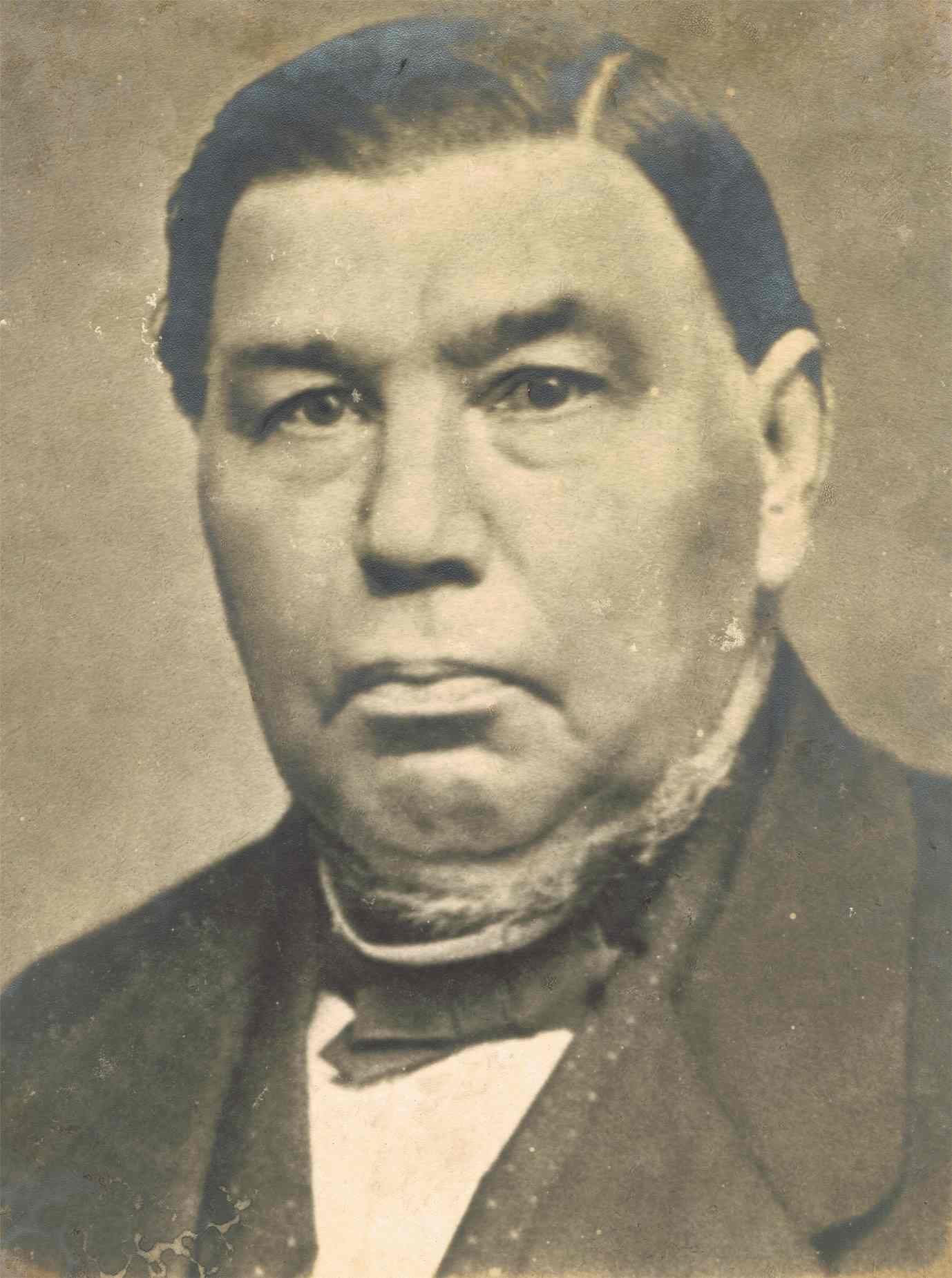 Heinrich Sack Gruender der Firma H. Sack