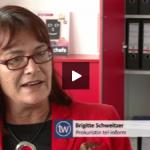 tw aktuell Brigitte Schweitzer